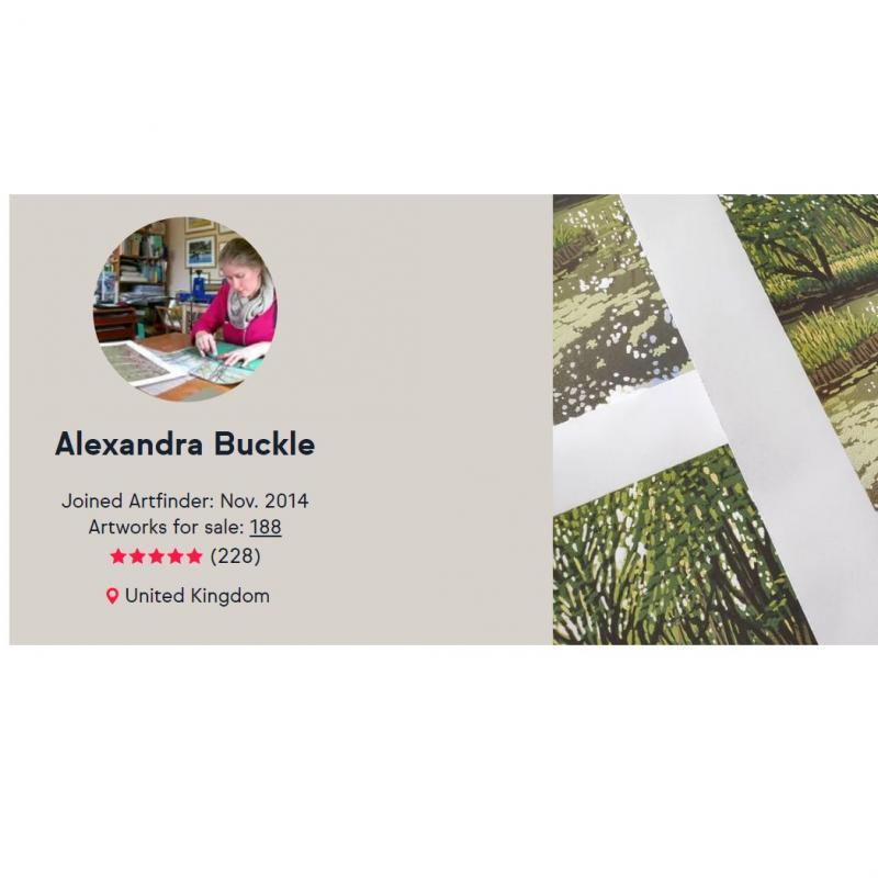 Alexandra Buckell Art