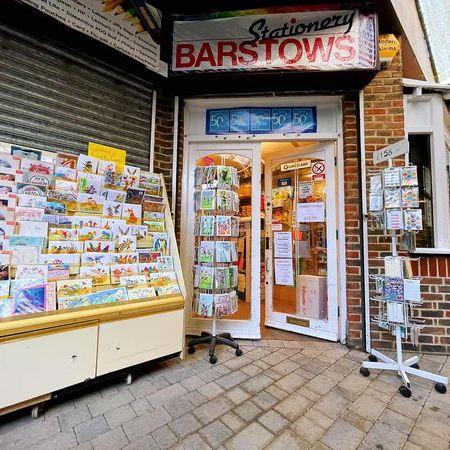 Barstows Stationary