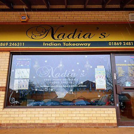Nadia Indian Takeaway