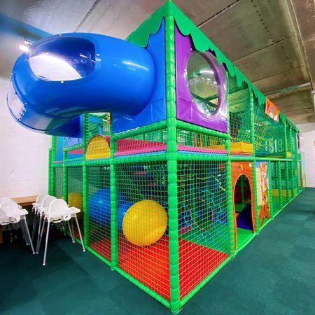 Kidzzoo Indoor Soft Play