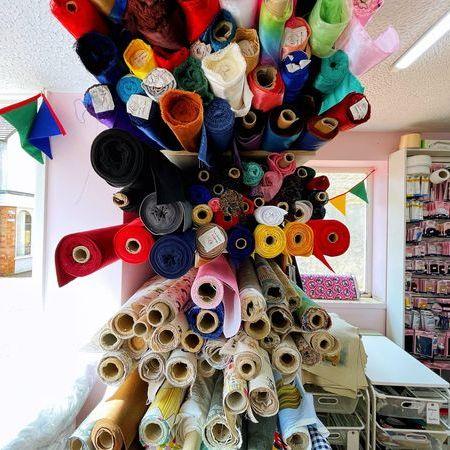 Bicester fabrics