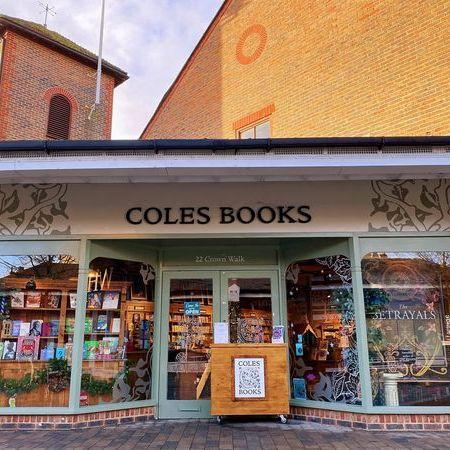 Coles Bookshop